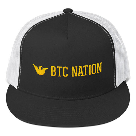 The BTC Nation Trucker Hat