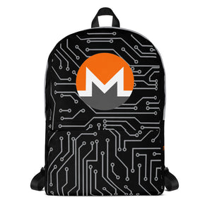 The 'Monero Nodes' Backpack