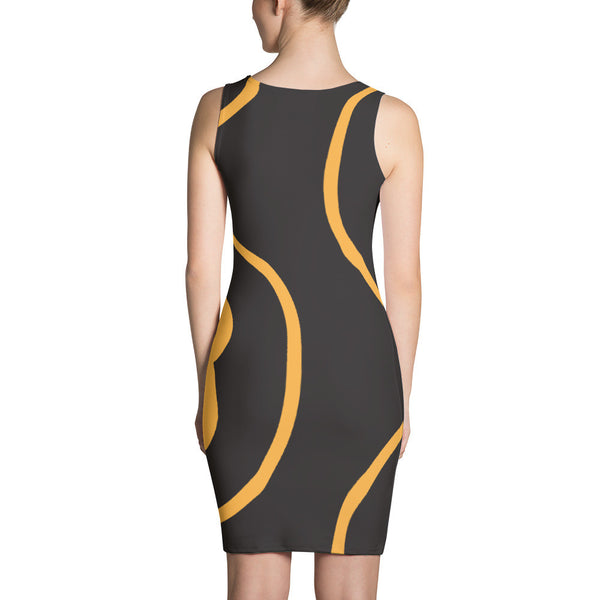 The BTC Bold Sublimated Dress