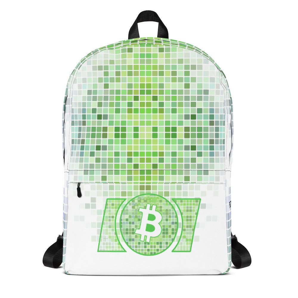 The 'Bitcoin Cash' Backpack