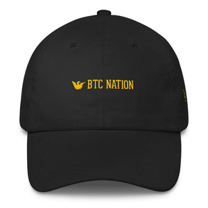 The BTC Nation Dad Hat