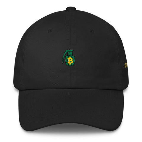 The BTC Grenade Dad Hat