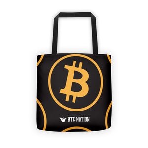The BTC Bold Tote Bag