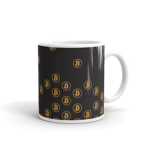 The BTC Rising Mug