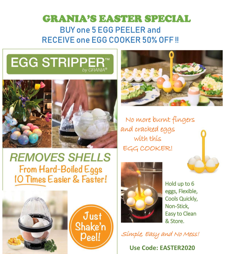 GRANIA'S EASTER SPECIAL