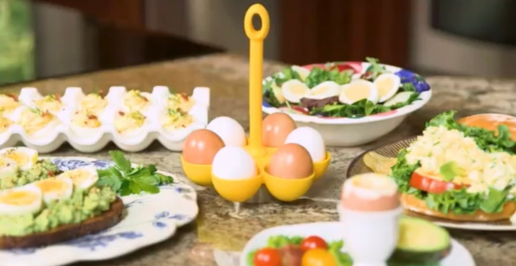 How long do hard-boiled eggs stay fresh?