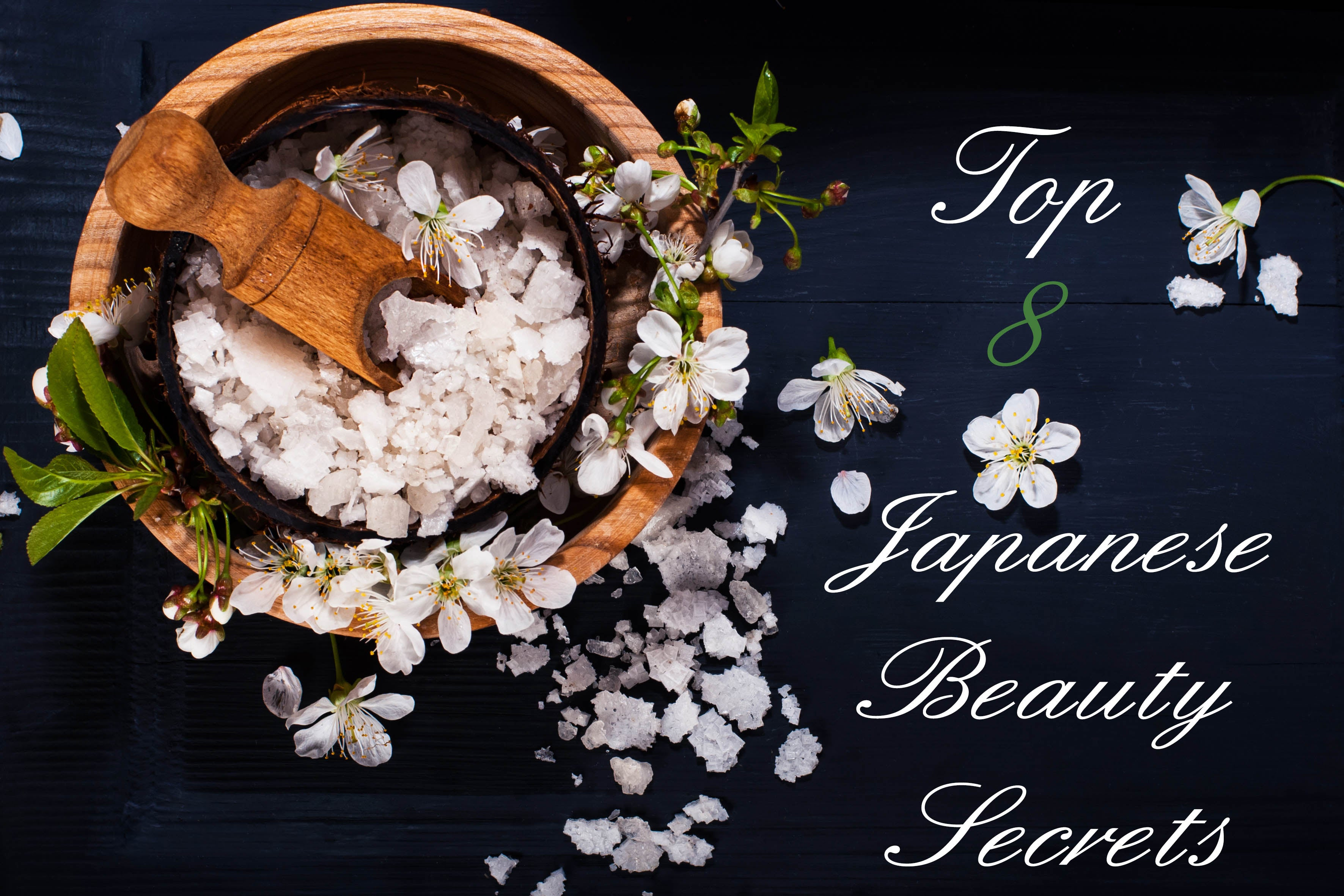 Best Japanese Beauty Secrets
