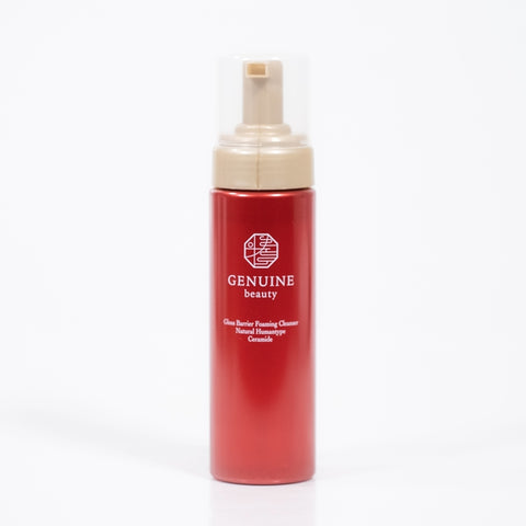 Genuine Beauty - Gloss Barrier Foaming Cleanser