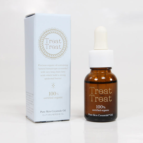 NEW | Treat Treat - Pure Skin Ceramide Oil