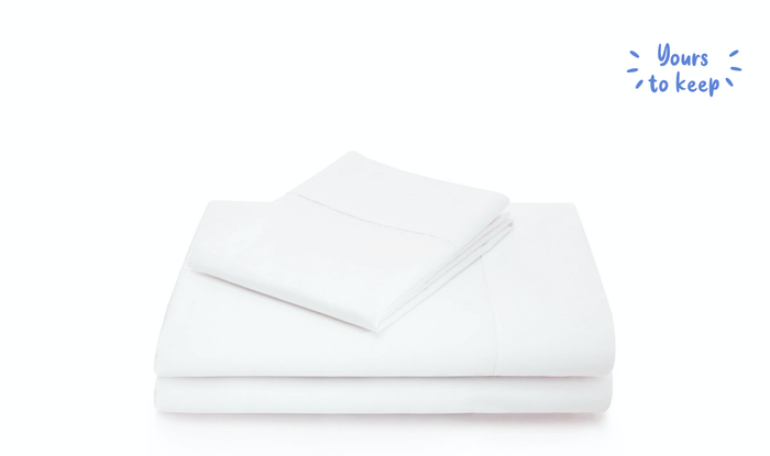 Cotton Blend Sheet Set