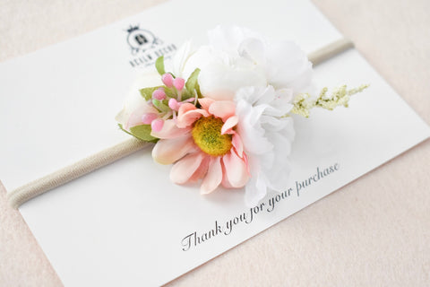 Dear Daisy Hair Bloom Headband