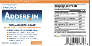 Adderexin: Ingredients - Alpha GPC