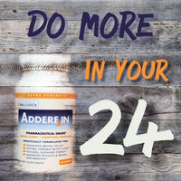 adderexin is a natural based dietary supplement designed to increase focus improve your mental clarity and give you long lasting physical and mental energy
