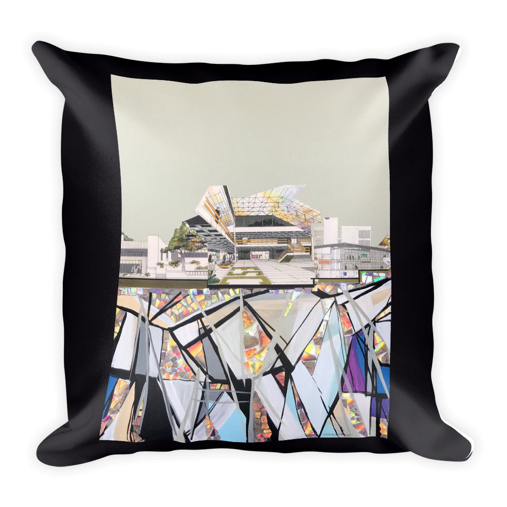 Architectonic I Pillow