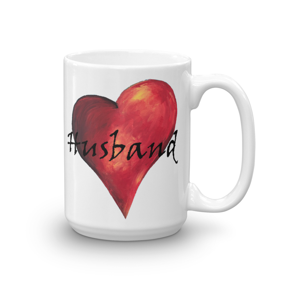 Husband Mug 15 oz.