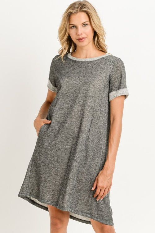 Tunic T-shirt Dress