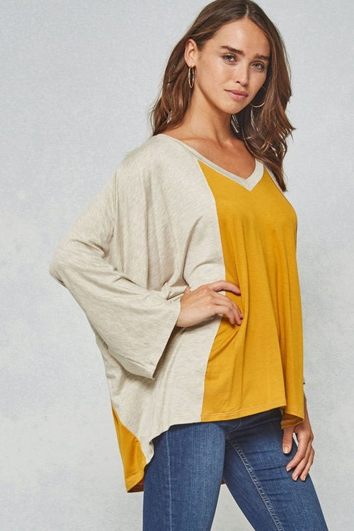 Aynara Fashion Loose fit knit top