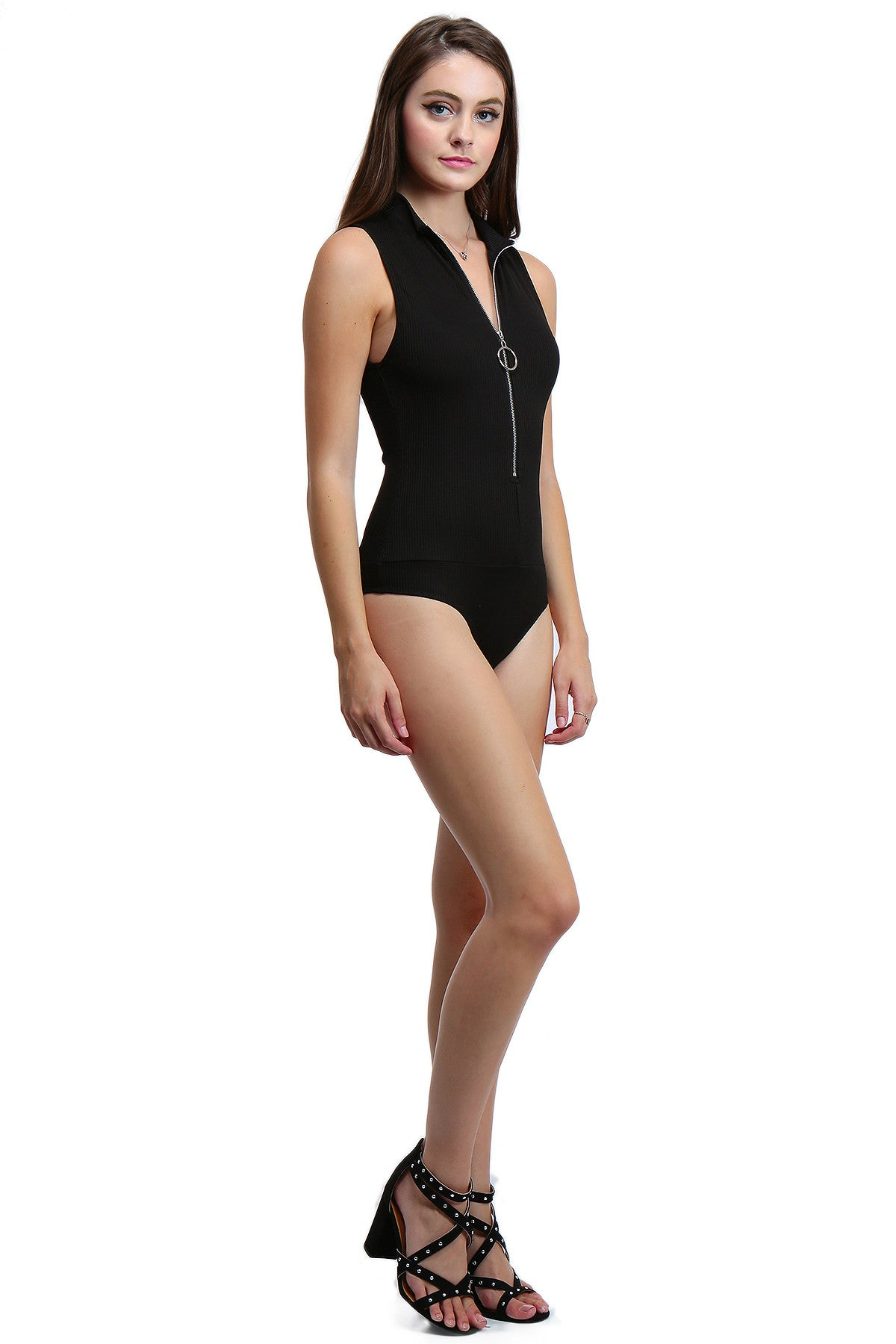 Aynara Fashion Mya Zip Bodysuit