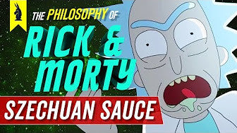 Philosophy of Szechuan Sauce