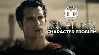 DC Films' Character Problem