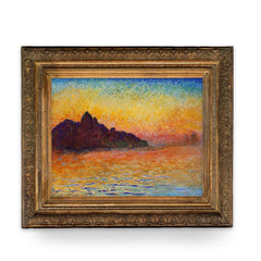 Ahch-To at Dusk - Art Print