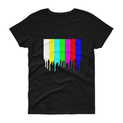 Video Artist - Women's Tee Shirt - Film Nerd Geeky Graphic T-Shirt