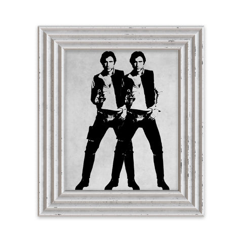 Double Solo - Art Print