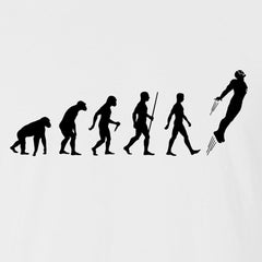 The Evolution of Iron Man - Men's Tee Shirt