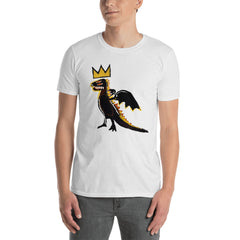 Fire Dispenser - Men's Tee Shirt - Basquiat Game of Thrones Parody Graphic T-Shirt