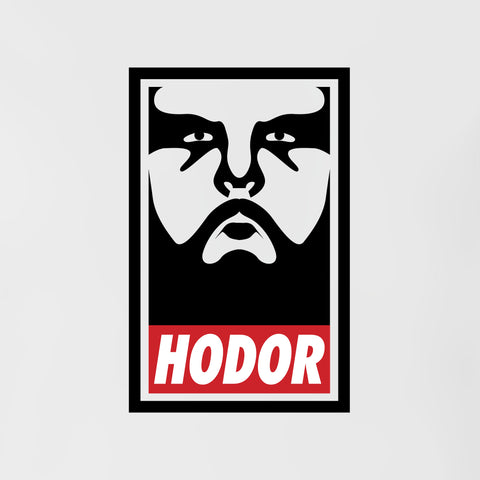 Hodor - Women's Crop Top