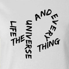 Life, the Universe, and Everything - Women's Tee Shirt