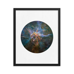 Mystic Mountain - Art Print - NASA Hubble Space Wall Art and Canvas Print