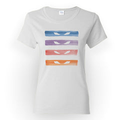 Ninja Stripes - Women's Tee Shirt