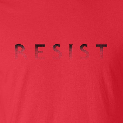 Resist - Men's Tee Shirt