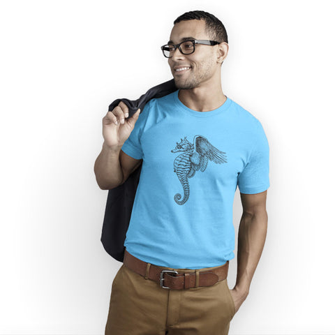 Sea Pegasus - Men's Tee Shirt