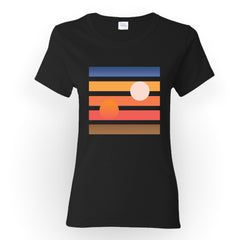 Tatooine Sunset - Women's Tee Shirt