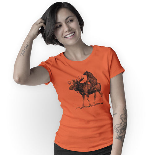 Teddy - Women's Tee Shirt