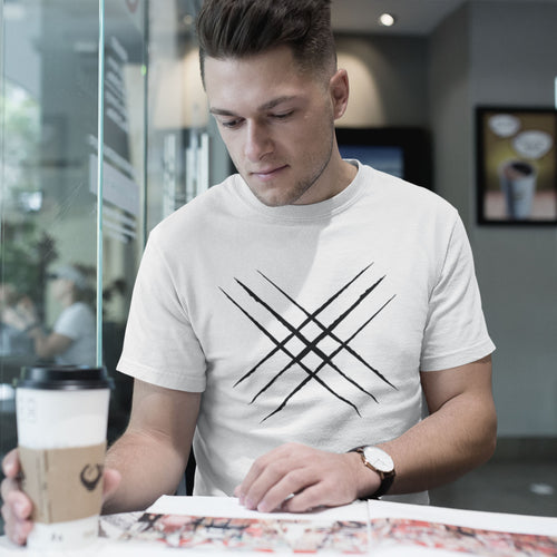 The Mark of Logan - Men's Tee Shirt