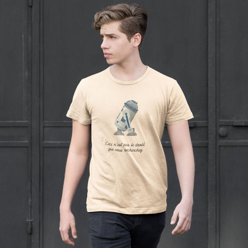 The Treachery of the Force - Men's Tee Shirt