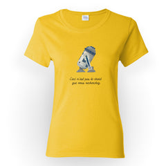 The Treachery of the Force - Women's Tee Shirt