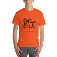 Toucan Play that Game - Men's Tee Shirt - Weird Wildlife Funny Graphic T-shirt