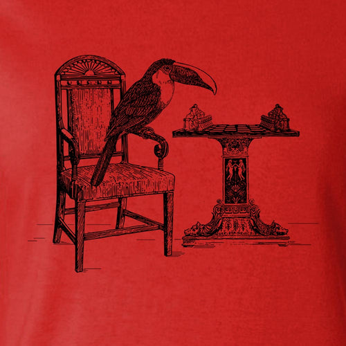 Toucan Play That Game - Women's Tee Shirt