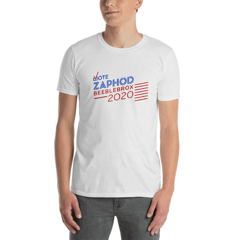 Vote Zaphod - Men's Tee Shirt
