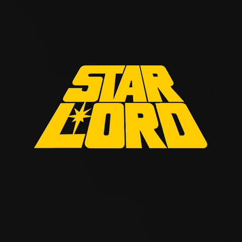 Star-Lord - Men's Tee Shirt