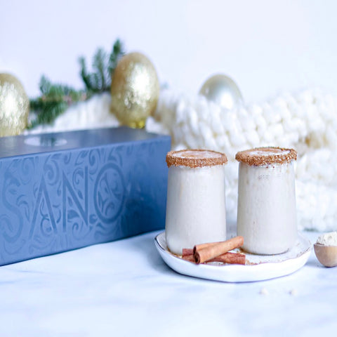 Vegan Protein Holiday Egg Nog
