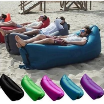 Coussin gonflable portable