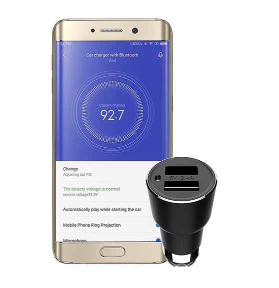 Chargeur Driver Bluetooth - ROIDMI 3S (Edition 2017)