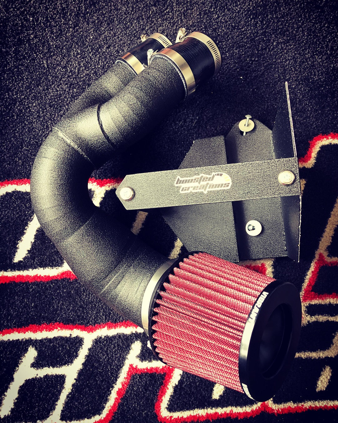Boosted Creations Audi S6/S7 Intake System