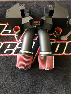 Boosted Creations S8 Intake