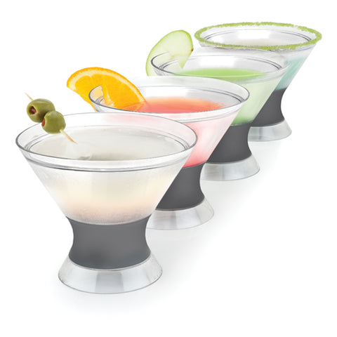 Martini FREEZE™ Cooling Cups (set of 2)
